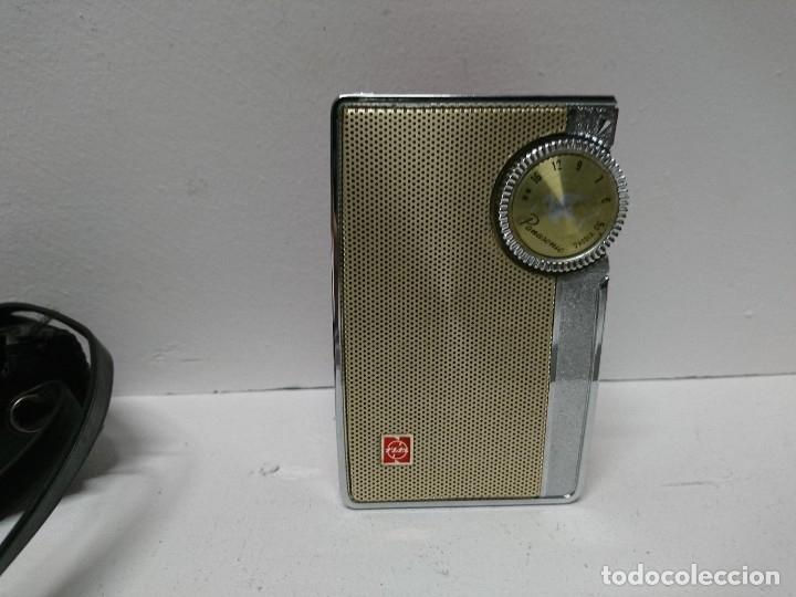 150-RADIO TRANSISTOR NATIONAL PANASONIC R118 (Radios, Gramófonos, Grabadoras y Otros - Transistores, Pick-ups y Otros)