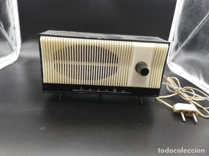 PUNTO DE RADIO POR CABLE SOVIÉTICA URSS FUNCIONA DE UNA SOLA EMISORA PARA PROPAGANDA DEL PARTIDO (Radios, Gramófonos, Grabadoras y Otros - Transistores, Pick-ups y Otros)