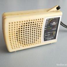Radios antiguas: RADIO TRANSISTOR AM MARCA SANYO MODELO RP1270. Lote 181355170
