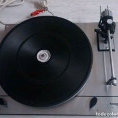 Radios antiguas: TOCADISCOS PLATO THORENS TD 166. Lote 277449383