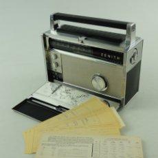 Radios antiguas: RADIO ZENITH ROYAL 3000-1 TRANS-OCEANIC FM-AM MULTIBAND. Lote 181820473
