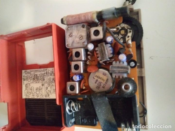 Radios antiguas: philips D 1036 - Foto 12 - 194246882