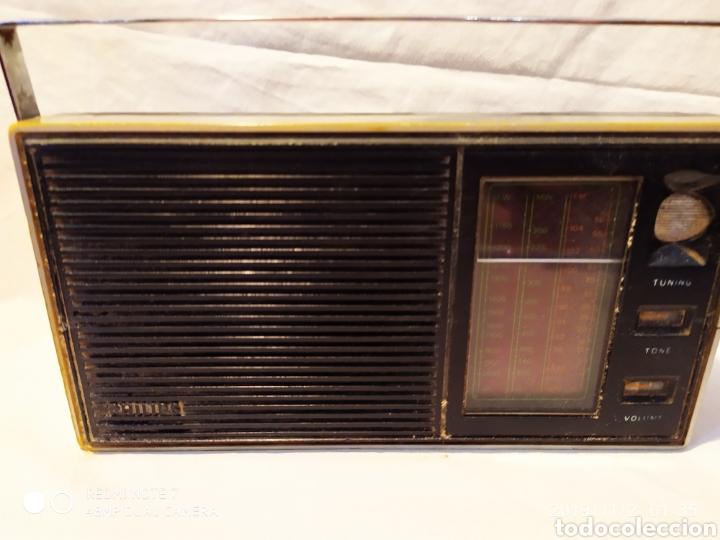 Radios antiguas: RADIO PHILIPS, VINTAGE, FUNCIONANDO - Foto 3 - 181968250