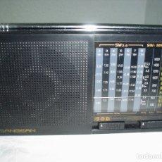 Radios antiguas: RADIO MULTIBANDAS SANGEAN . Lote 182424877