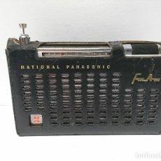 Radios antiguas: 187-RADIO TRANSISTOR NATIONAL PANASONIC RF600H. Lote 182443538