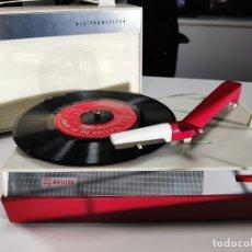 Radios antiguas: TOCADISCOS PHILIPS AG-4100-E (PICK-UP). Lote 182454983