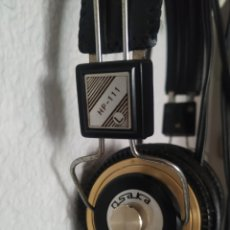 Radios antiguas: AURICULARES OSAKA. Lote 182552167
