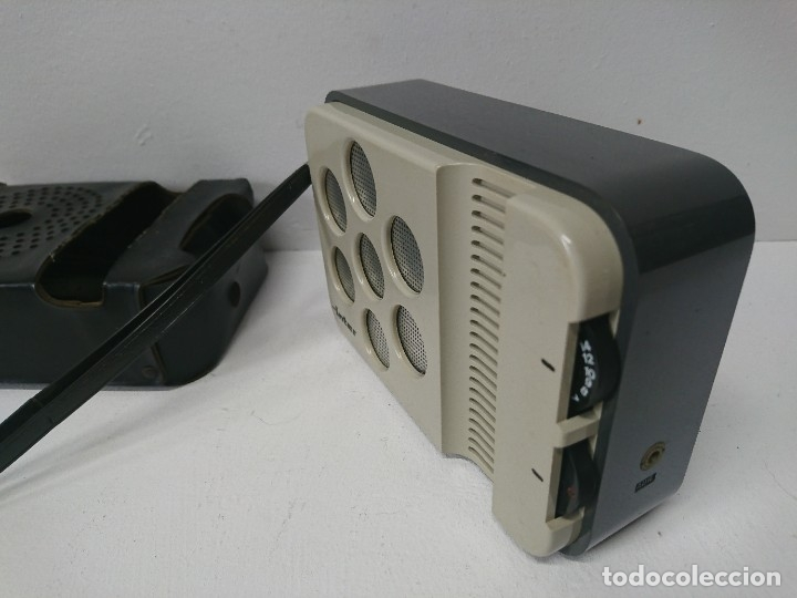 Radios antiguas: 192-Radio transistor Ínter E-144 - Foto 5 - 182581883