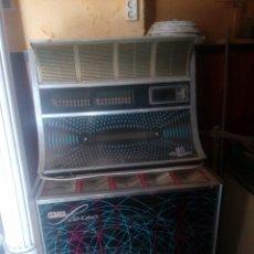 Radios antiguas: SINFONOLA GEDASA 100. Lote 195371541