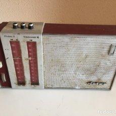 Radios antiguas: RADIO INTER EUROMODUL 114. Lote 182707575