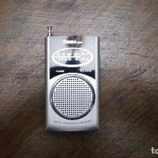 Radios antiguas: RADIO SAMI. FUNCIONA.. Lote 182717716