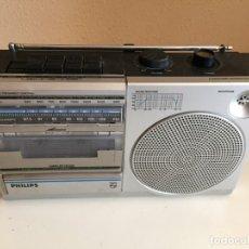 Radios antiguas: RADIO PHILIPS D7130. Lote 182731431