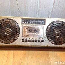 Radios antiguas: ANTIGUA RADIO AÑOS 60 REG. BRITISH. Lote 182786835