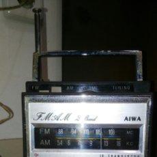 Radios antiguas: LOTE 3 RADIO PHILIPS AIWA INTER. Lote 182837820