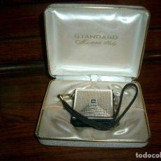 Radios antiguas: PEQUEÑO TRANSISTOR, STANDARD MICRONIC RUBY. Lote 183080563