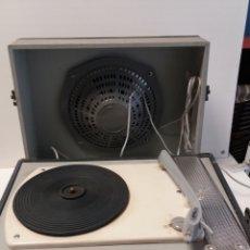 Radios antiguas: TOCADISCOS HISA 1000 PARA PIEZAS. Lote 183082415