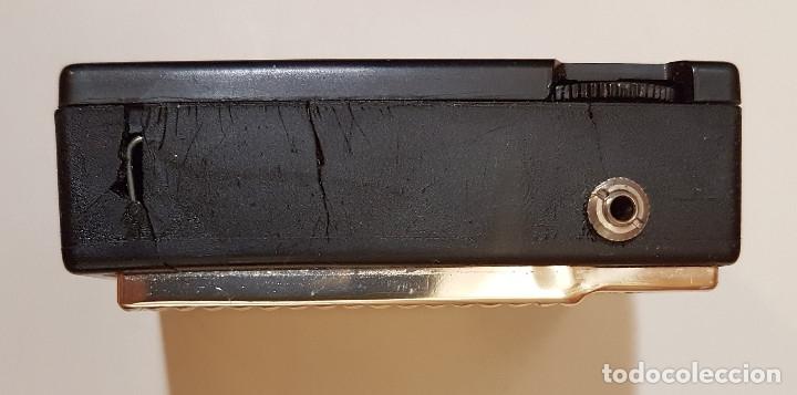 Radios antiguas: Pequeña radio Seven Transistor Orion, altavoz, Made in Japan, con funda, años 60 - Foto 6 - 183314117