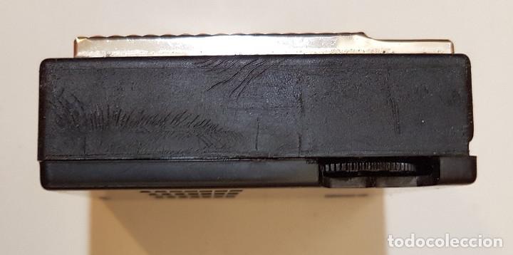 Radios antiguas: Pequeña radio Seven Transistor Orion, altavoz, Made in Japan, con funda, años 60 - Foto 8 - 183314117