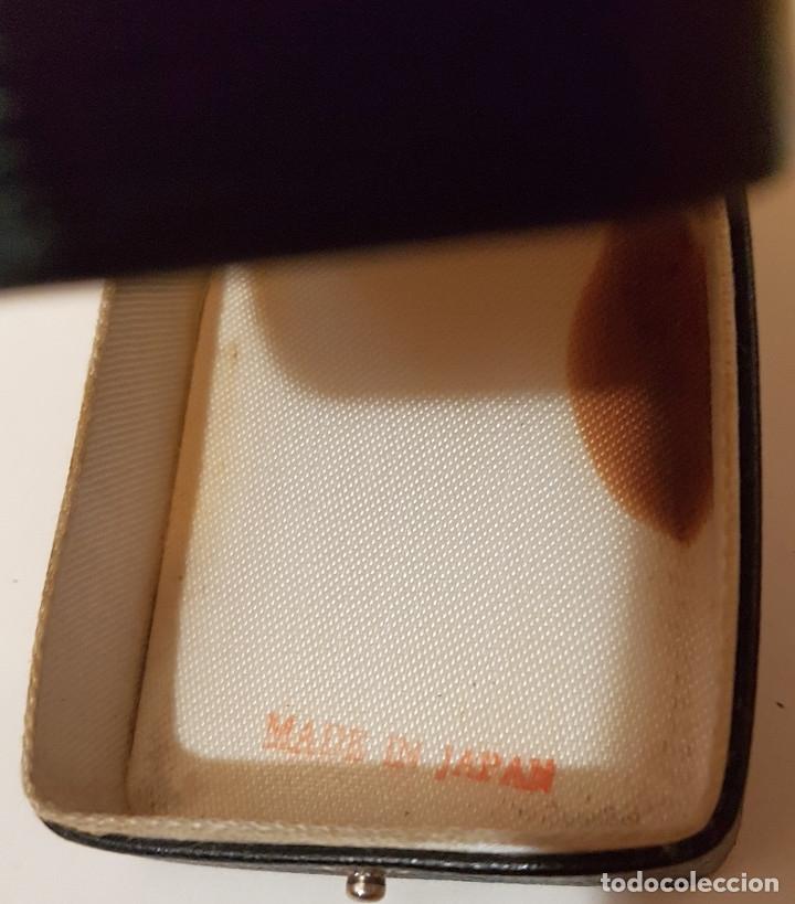 Radios antiguas: Pequeña radio Seven Transistor Orion, altavoz, Made in Japan, con funda, años 60 - Foto 11 - 183314117