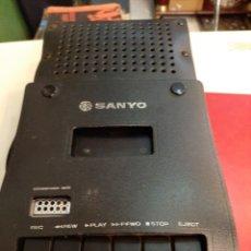Radios antiguas: SANYO CASSETE TAPE GRABADOR MODELO 2541 JAPON REVISIÓN. Lote 183665083