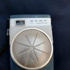 Radios antiguas: RADIO TRANSISTOR SONY TR-620 DE COLECCIÓN. Lote 183811746