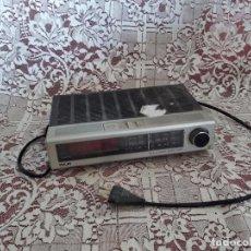 Radios antiguas: TECNOLOGÍA VINTAGE, RADIO PHILIPS 390, FUNCIONANDO. Lote 183818748