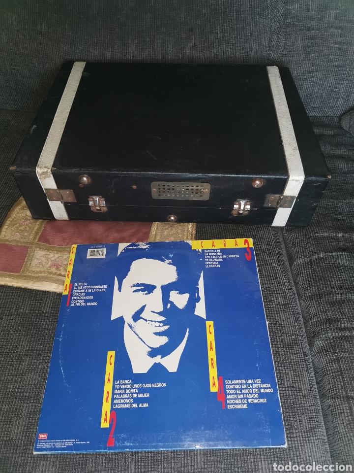 Radios antiguas: Pick-up tele-tone. USA. Años 50. Funciona - Foto 7 - 183822251