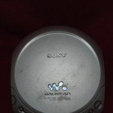 Radios antiguas: DISCMAN DE SONY CON AURICULARES ORIGINALES - WALKMAN. Lote 183880950