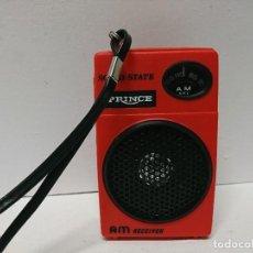 Radios antiguas: 76-RADIO TRANSISTOR PRINCE. Lote 184210875