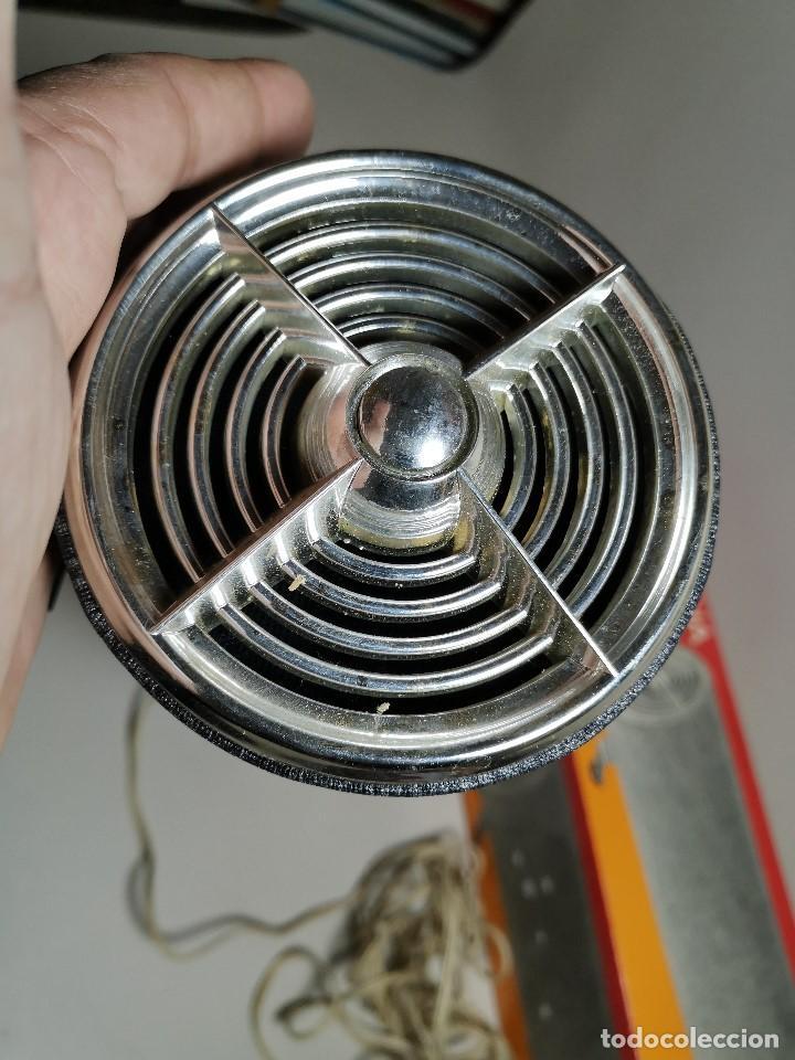 Radios antiguas: Altavoces auxiliares- Columna sonora INERSA - Años 60 -En su caja original-automovil..MODELO CROMADO - Foto 22 - 184218987