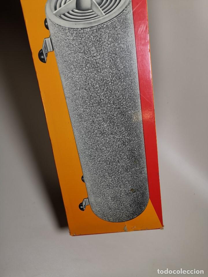 Radios antiguas: Altavoces auxiliares- Columna sonora INERSA - Años 60 -En su caja original-automovil..MODELO CROMADO - Foto 28 - 184218987