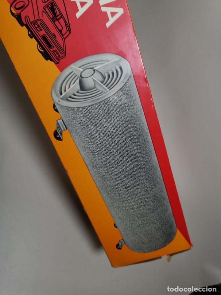 Radios antiguas: Altavoces auxiliares- Columna sonora INERSA - Años 60 -En su caja original-automovil..MODELO CROMADO - Foto 30 - 184218987