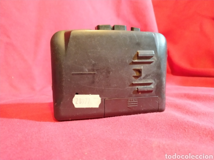 Radios antiguas: Walkman Sony modelo wm-fx221 año 1995 - probada - Foto 3 - 184318437
