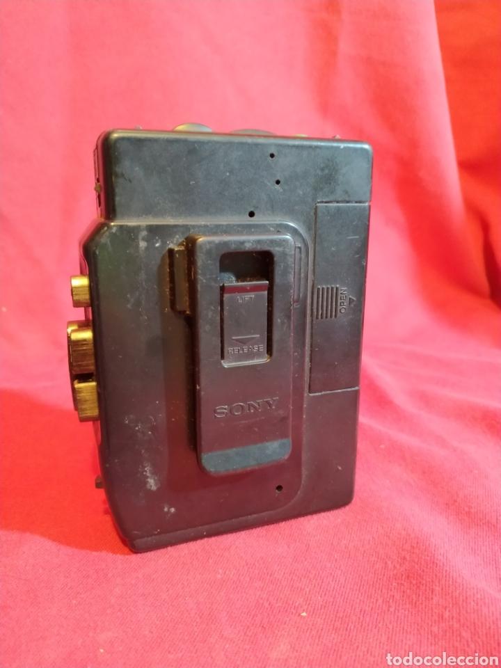 Radios antiguas: Walkman Sony wm-fx36 año 1991 - probado - Foto 3 - 184318467