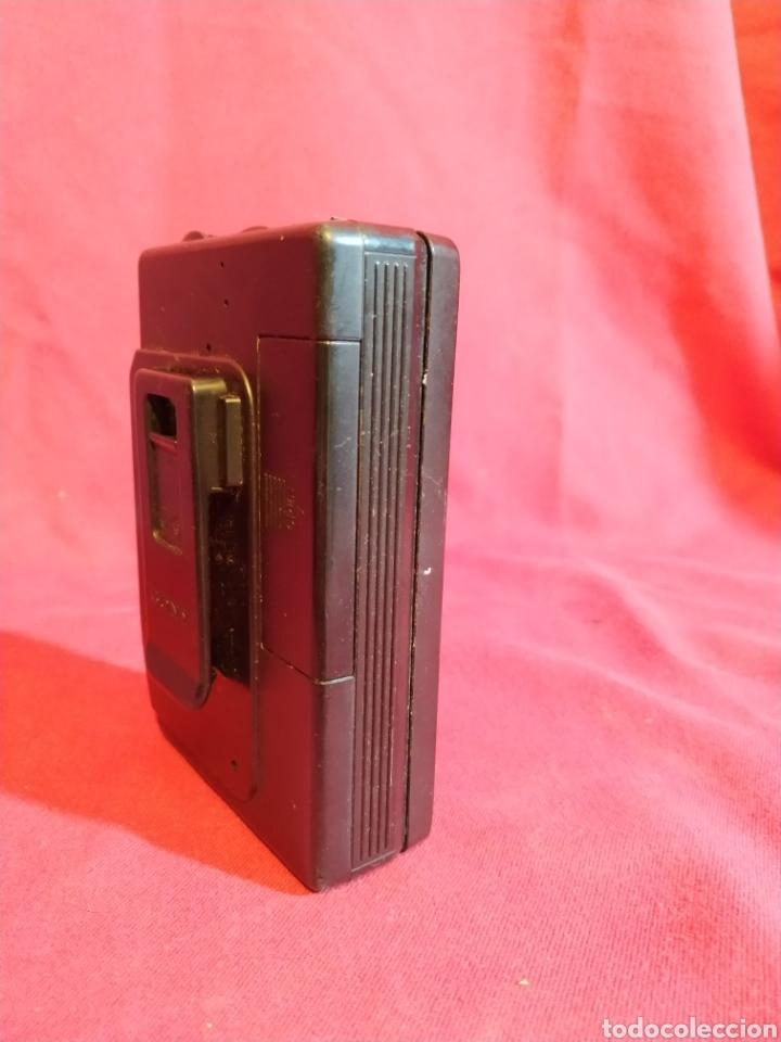 Radios antiguas: Walkman Sony wm-fx36 año 1991 - probado - Foto 4 - 184318467