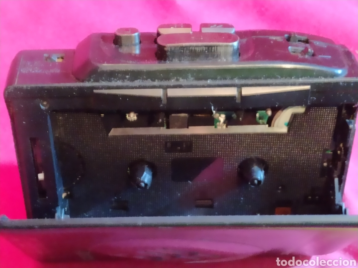 Radios antiguas: Walkman Sony wm-fx36 año 1991 - probado - Foto 7 - 184318467