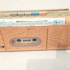 Radios antiguas: RADIO CASETTE. Lote 184339237