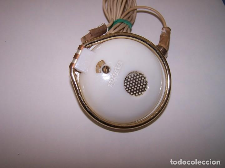Radios antiguas: MICROFONO VINTAGE. PHILIPS, MADE IN HOLLAND. - Foto 4 - 184525215