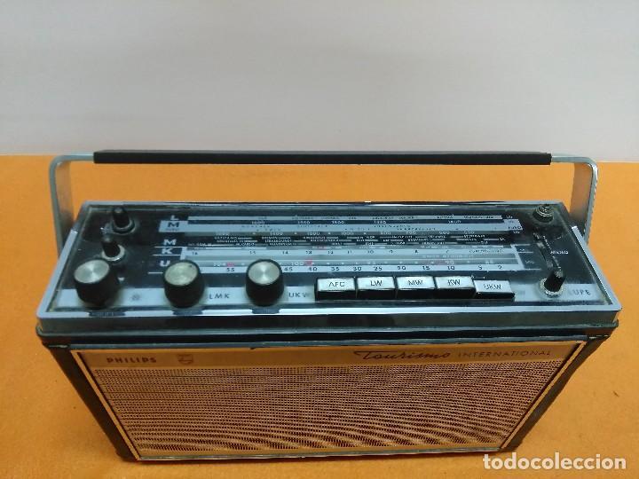 Radios antiguas: philips 1967 Gran Tourismo Automatik 12RP674 alemania - Foto 2 - 184526515