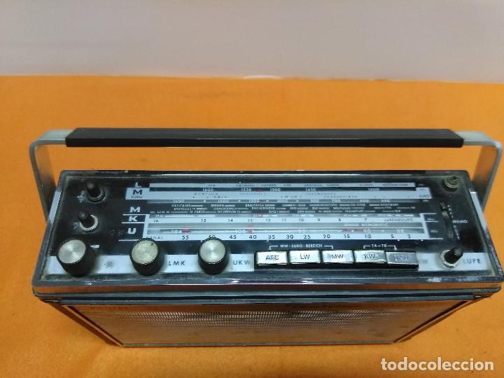 Radios antiguas: philips 1967 Gran Tourismo Automatik 12RP674 alemania - Foto 3 - 184526515