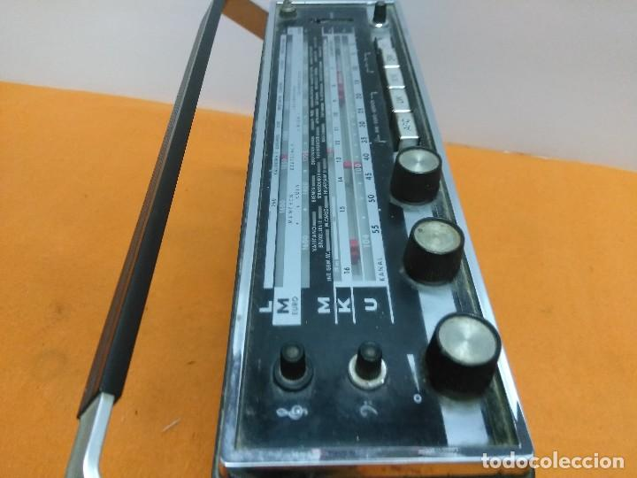 Radios antiguas: philips 1967 Gran Tourismo Automatik 12RP674 alemania - Foto 8 - 184526515