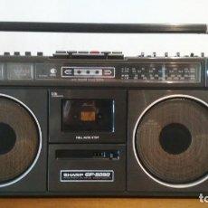 Radios antiguas: RADIO CASSETTE SHARP GF-9090. Lote 184705715