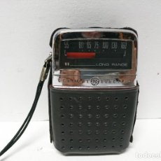 Radios antiguas: 216-RADIO TRANSISTOR GENERAL ELECTRIC . Lote 184795853