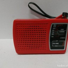 Radios antiguas: 223-RADIO TRANSISTOR POCKET AM. Lote 184882535