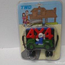 Radios antiguas: 227-CASSETTE PLAYER TWD W60. Lote 184928677