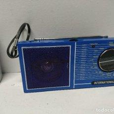 Radios antiguas: 238-RADIO TRANSISTOR INTERNATIONAL 832. Lote 185465801