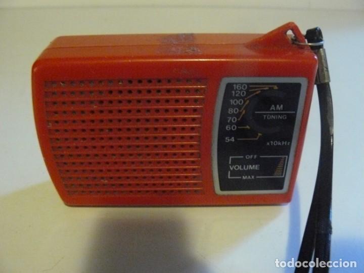 RADIO TRANSISTOR AM POCKET RADIO (Radios, Gramófonos, Grabadoras y Otros - Transistores, Pick-ups y Otros)
