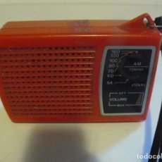 Radios antiguas: RADIO TRANSISTOR AM POCKET RADIO. Lote 185666848