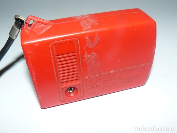 Radios antiguas: RADIO TRANSISTOR AM POCKET RADIO - Foto 4 - 185666848