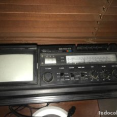 Radios antiguas: RADIO-TV- CASSETTE RECORDER ORION 40X30X15CM. Lote 185756415